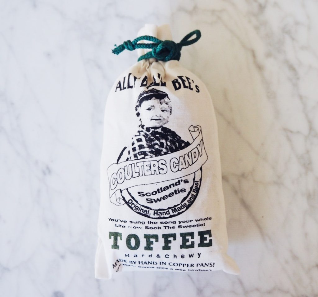 Coulters Candy Toffee